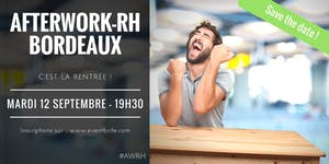 "AfterWork RH Bordeaux Métropole ""SPEED-MEETING"""