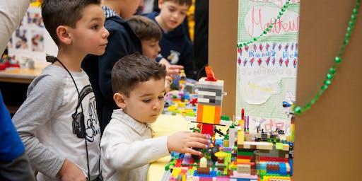 FIRST LEGO League Jr. Expo 2020  at Gordon School