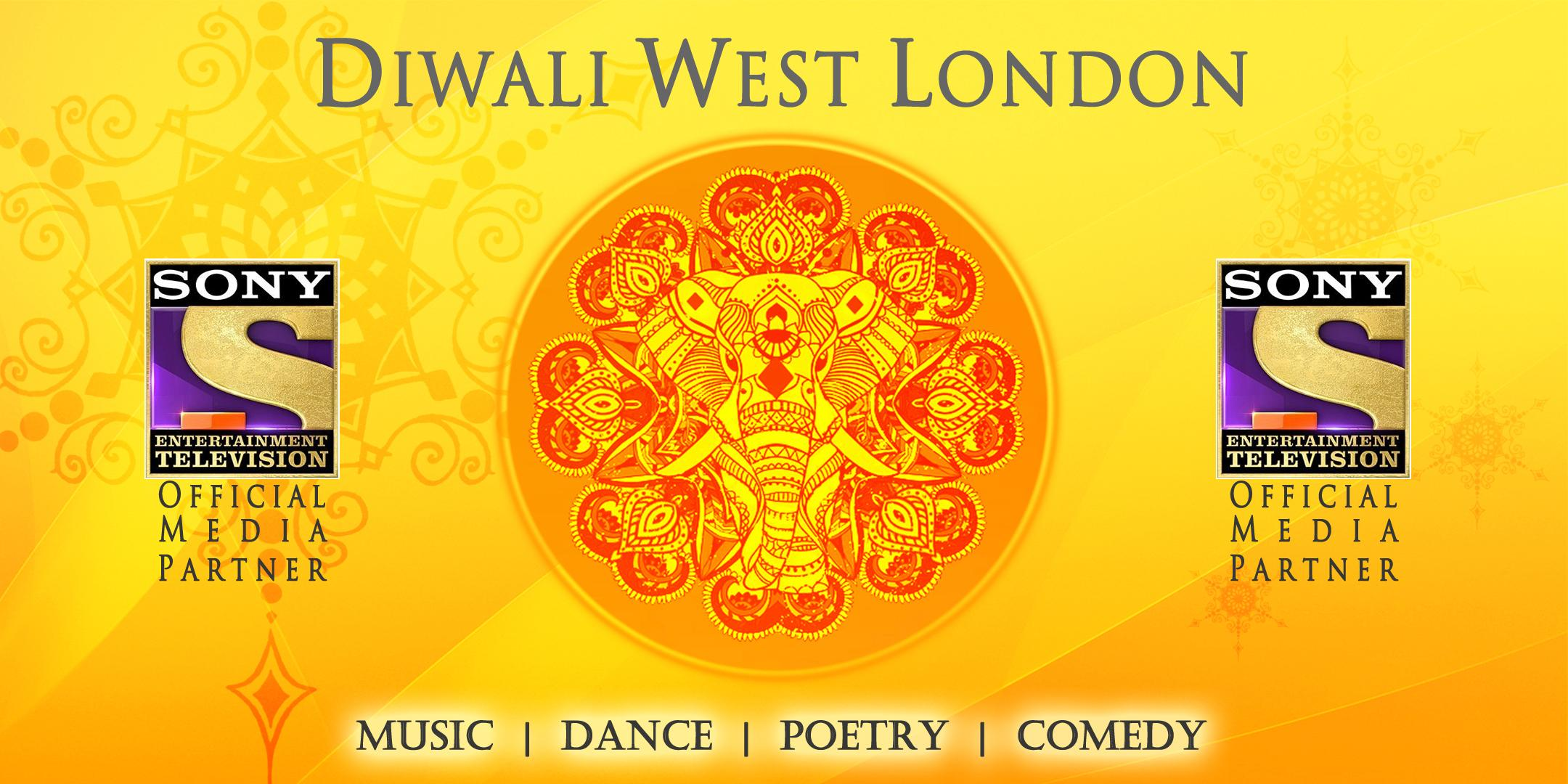 Diwali West London - Music, Dance, Poetry, Comedy