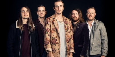 THE MAINE (USA) + WATERPARKS (USA)