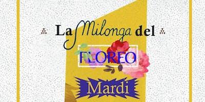 Milonga del tango du Café Floréo