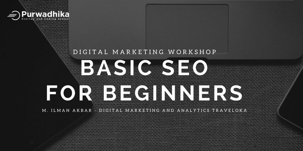[PAID WORKSHOP] - Basic SEO for Beginners