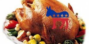 2017 Thanksgiving Dinner with Democrats Abroad Ireland