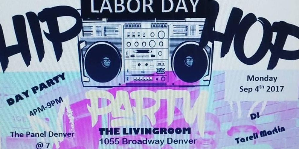 Labor Day Party The Living Room Tickets Mon Sep 4 2017 At 430 PM