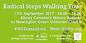 Radical Footsteps Walking Tour and Workshop