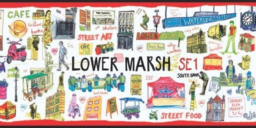 Saturday Flea and Handmade Market at Lower Marsh