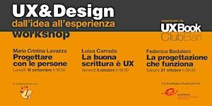 UX & Design - Dall'idea all'esperienza - 3 giorni per...