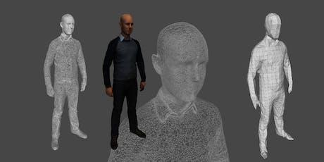 3D Scanning Workshop tickets