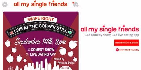 my single friend app