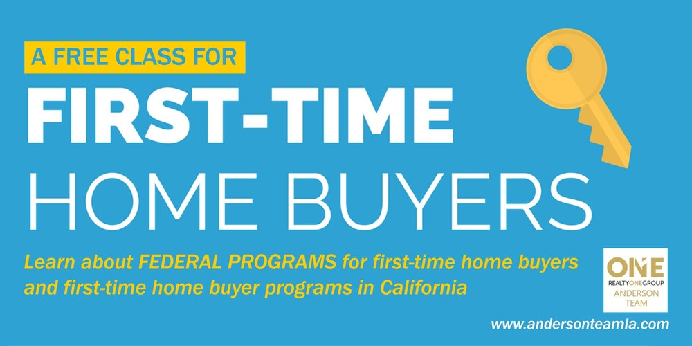 first time home buyer class online