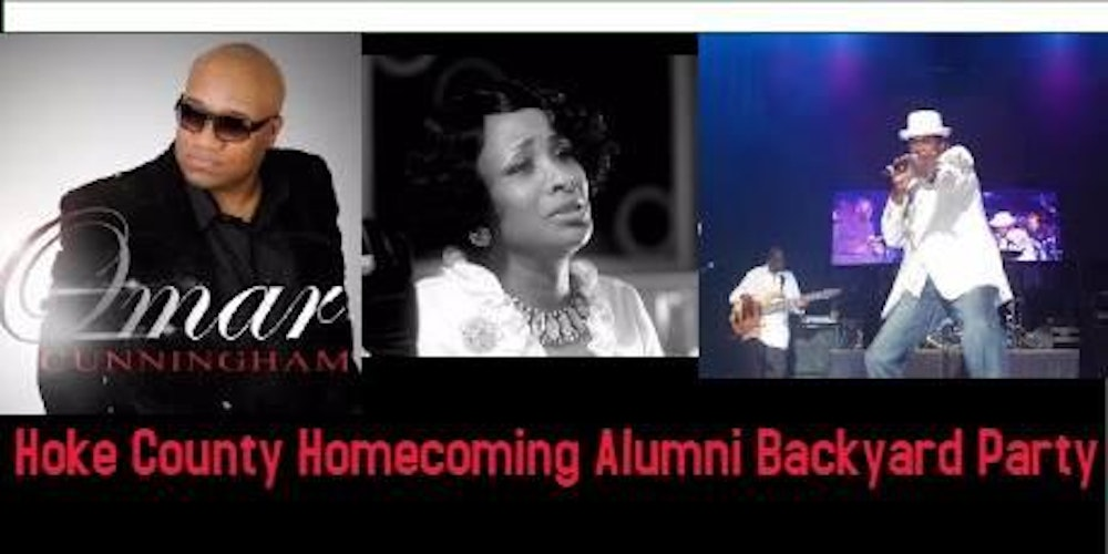 Hoke County Homecoming Alumni Backyard Party Tickets Fri Oct 13 2017 At 1000 PM