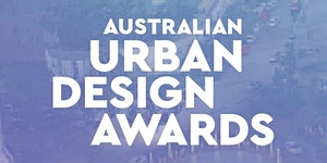 2017 Australian Urban Design Awards