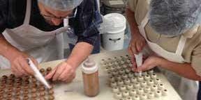 Van Otis Chocolates Truffle Making Class
