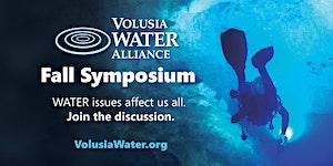 Volusia Water Alliance: Fall Symposium 2017