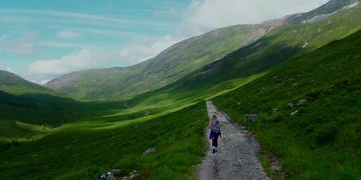 The West Highland Way Wild Hike