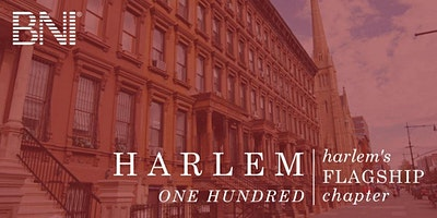 Business Networking International Harlem 100 - Bre