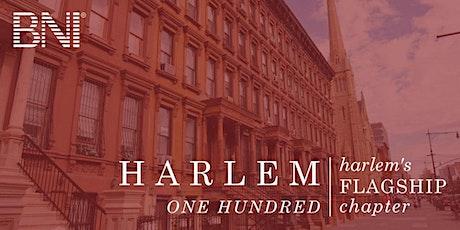 Business Networking International Harlem 100 - Breakfast Meeting tickets
