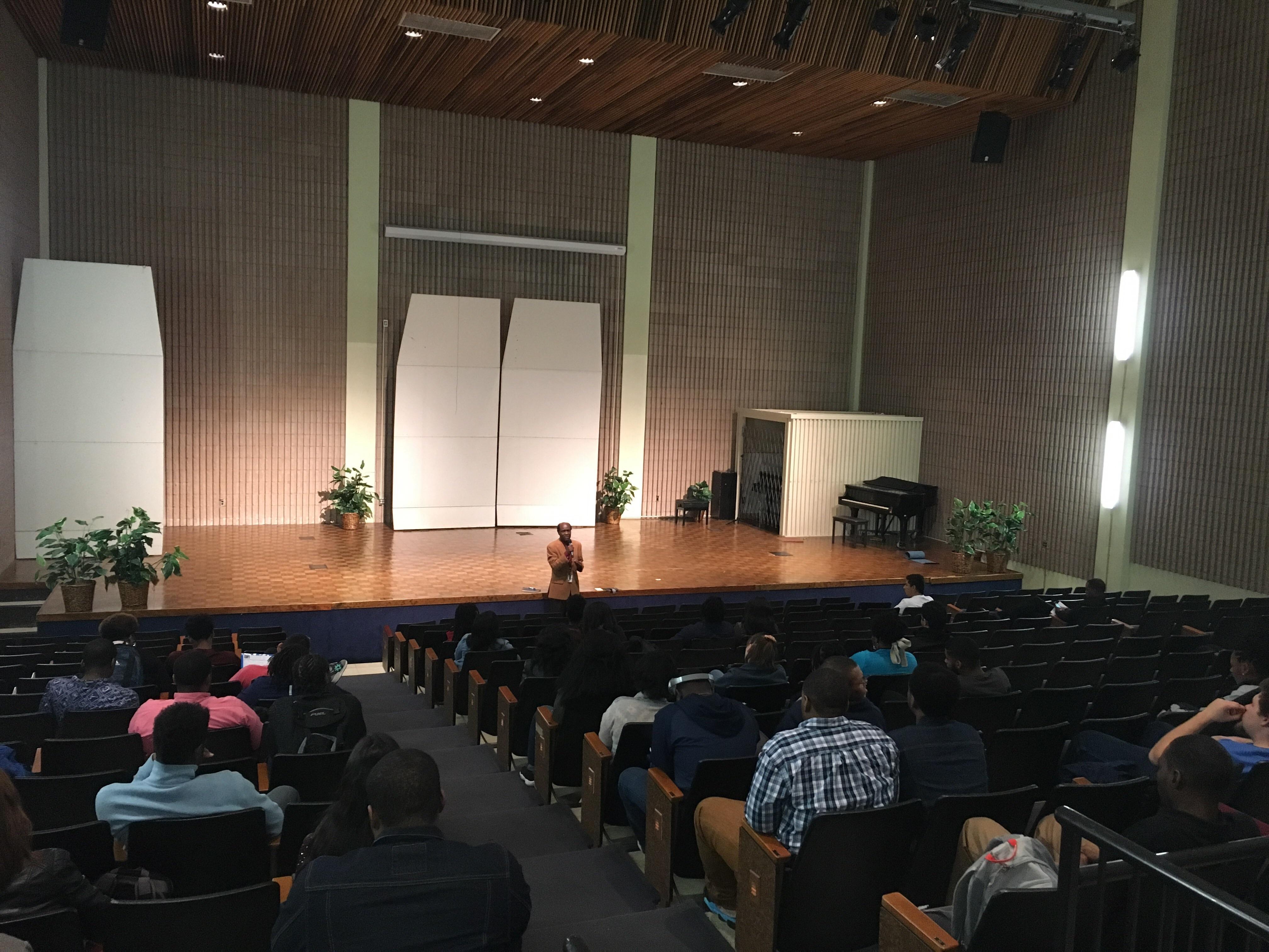 MUS 200 Recital Hour | Jackson, MS | F.D. Hall of Music Center | September 13, 2017
