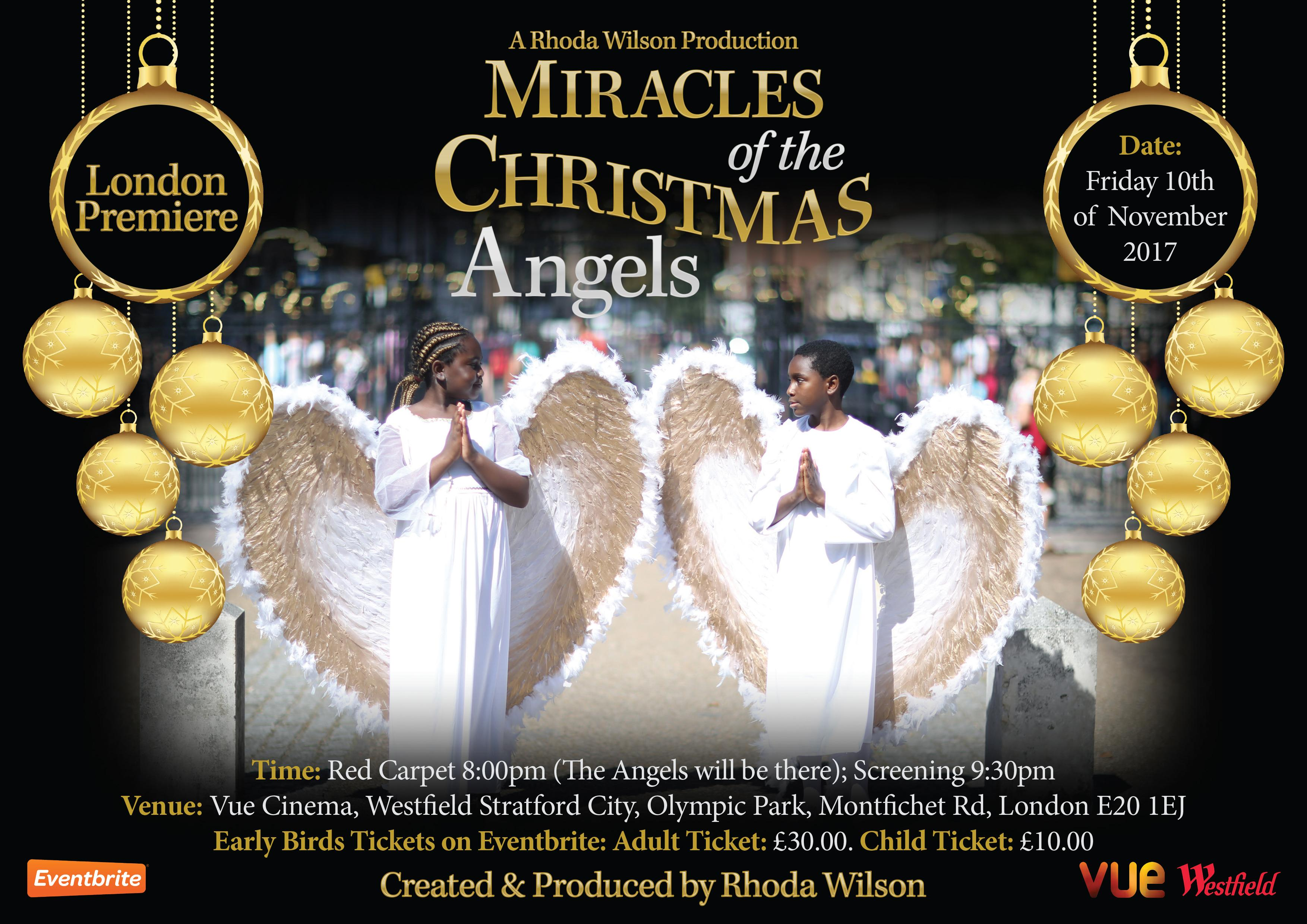 Mircales Of The Christmas Angels