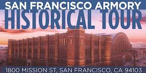 San Francisco Armory Historical Tour