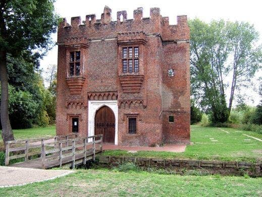 Ghost Hunt At The 15th Century Rye Gatehouse