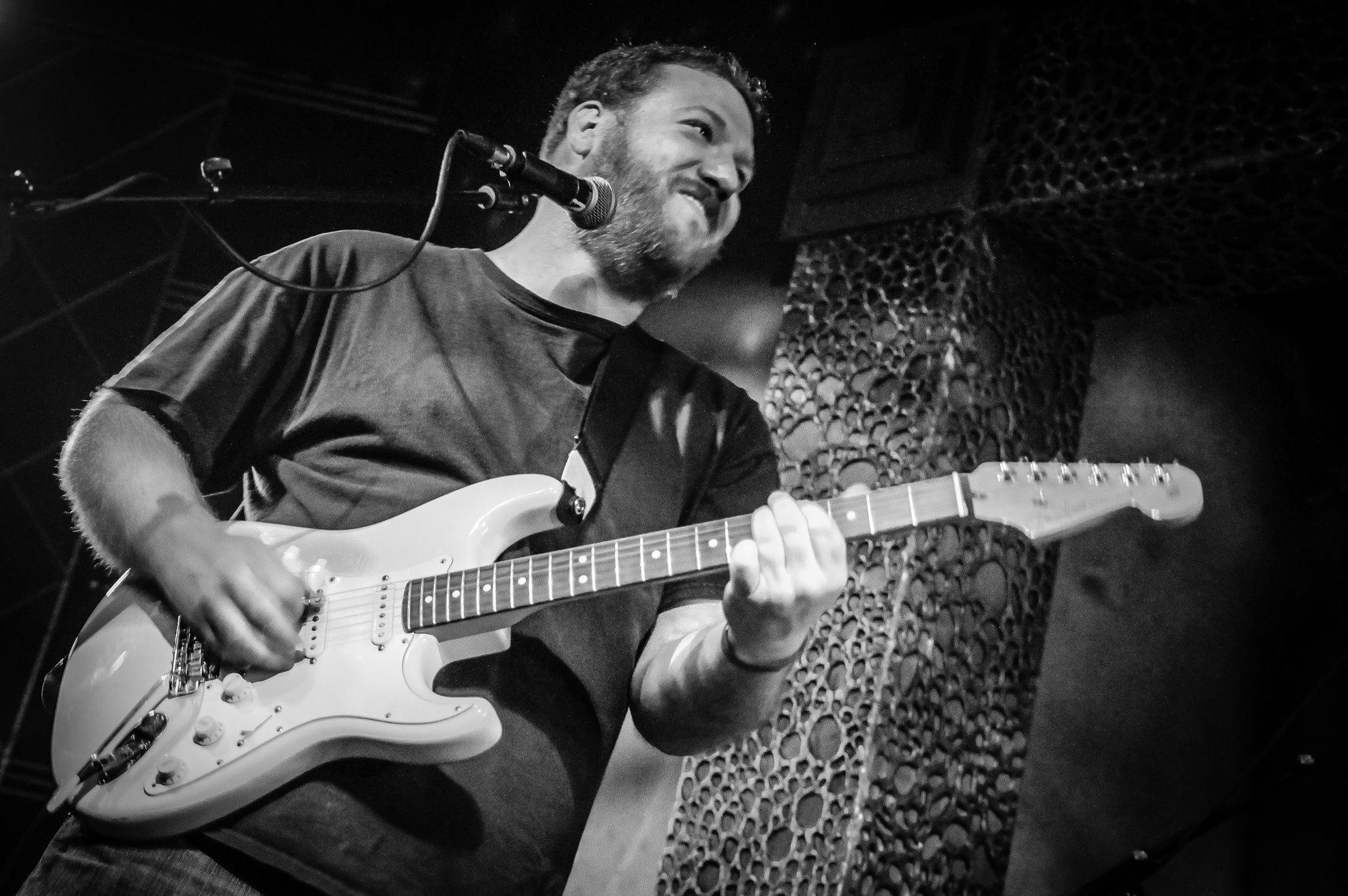 Matt Holloman & The Fumblebuckers - [folk rock/bluegrass]