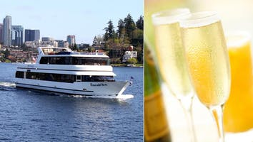 Weekend Brunch Cruise: Gourmet Buffet & Scenic Tour