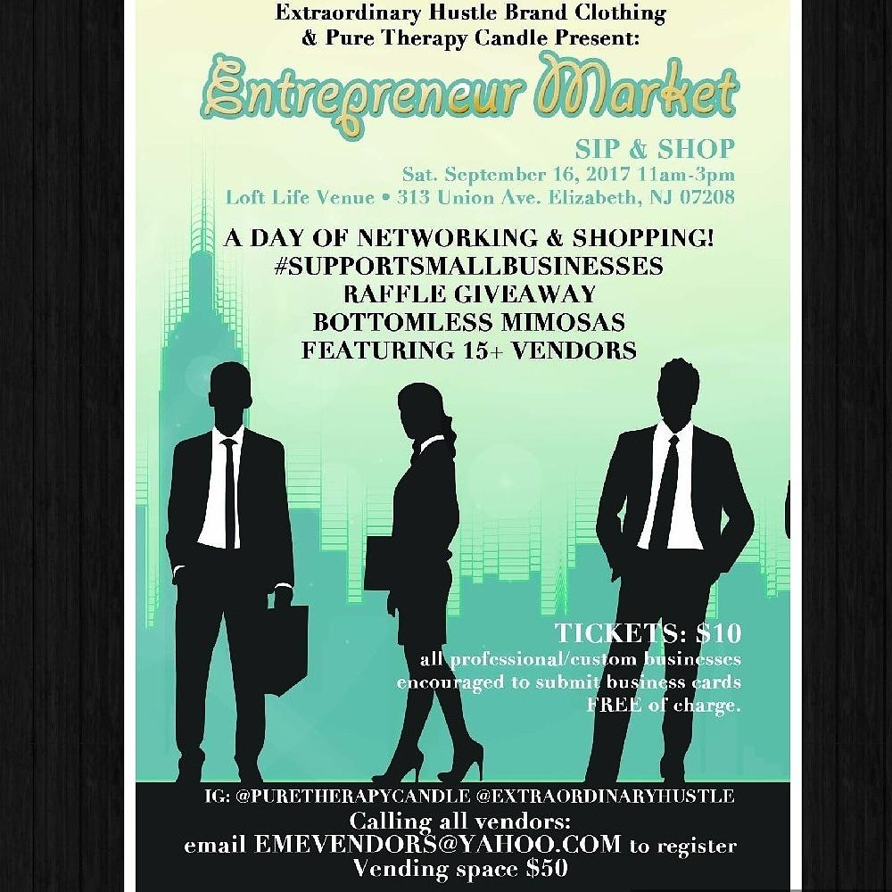 Entrepreneur Market Event