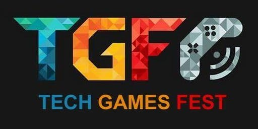 Volunteering at TGF 2019 - Tech Games Fest