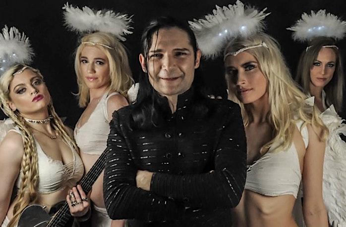 Corey Feldman and The Angels