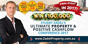 Ultimate Property & Cashflow Conference Sydney 2017...
