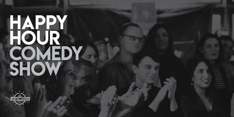 The Happy Hour Comedy Show tickets