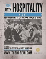 Hospitality Night - Happy Hour