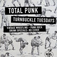 Total Punk Turnbuckle Tuesdays