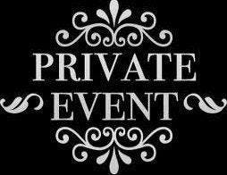 Private Event, Have Your Next Event at Club Fox