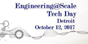 Engineering@Scale Tech Day