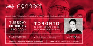 Sutton Fall Connect 2017- Toronto