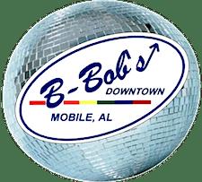 B-Bob's Downtown Mobile logo