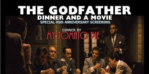 THE GODFATHER DINNER & MOVIE NIGHT (Sat Nov 4, 2017)