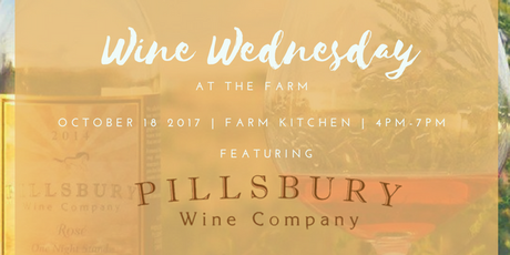 Wine Wednesday At The Farm Tickets