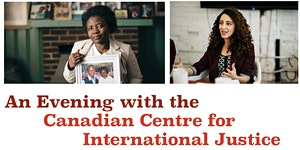 An Evening with the Canadian Centre for International J...