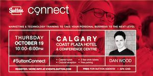 Sutton Fall Connect 2017- Calgary