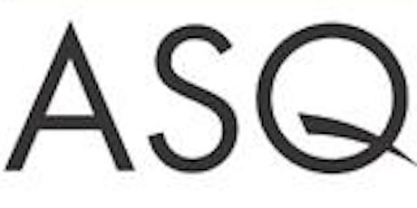 2019-09  ASQ San Gabriel Valley Monthly Meeting tickets