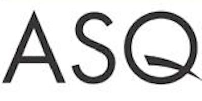 2019-05  ASQ San Gabriel Valley Monthly Meeting