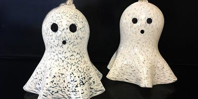 event image Ghostly Halloween Ornaments