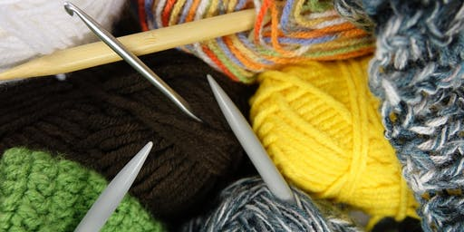 Knit & Crochet Social Luncheon