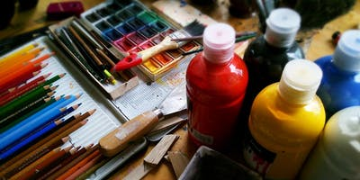Paint & Pour Tea Party