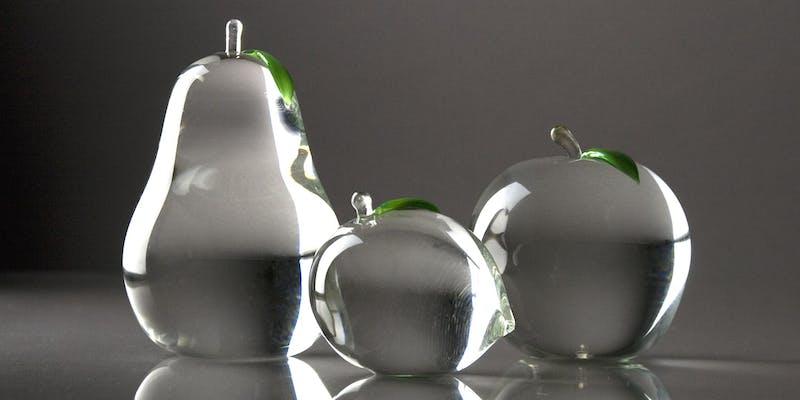 Glass Apple Picking