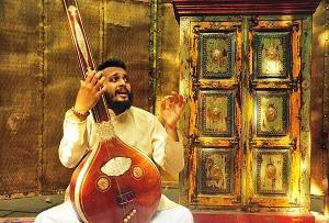 Classical Carnatic Music concert by Sandeep Narayan, Redwood City, CA