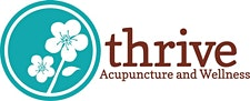Thrive Acupuncture and Wellness Corporation, Christina Ness-Hawks, LAc logo